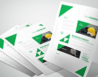 (FREE DOWNLOAD) Corporate Flyer