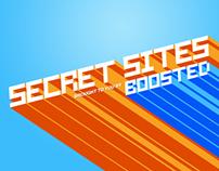 Boosted Secret Sites