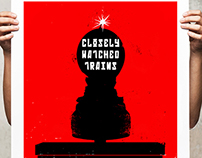 'Closely Watched Trains' film poster