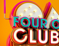 The Four Of Clubs