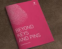 Fingerprints annual report 2012