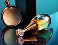 Edelweiss Magazine, Perfumes 2012