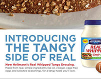 Real Whipped by Hellman's
