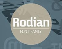 Rodian Sans (Typeface)