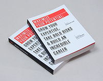 99U Book Design :: Maximize Your Potential (Vol 2.)