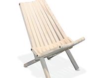Chair X36 Bride's Veil