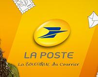 LAPOSTE - Boutique du Courrier