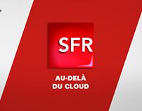 SFR - Au-delà su cloud
