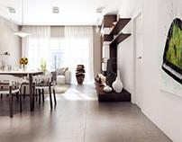 Living Room_Thao Dien Pear apartment!