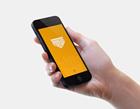 Hunger Station iPhone Application Design