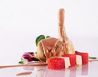 Food studio photo