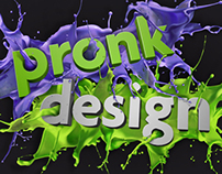 Pronk Design title