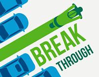 Break Through | poster