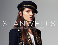 Stanwells.com Web Content and Emailer Design