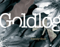 Goldlog – Evil Clown Friendly Ghost
