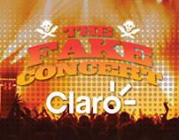 The Fake Concert / Claro