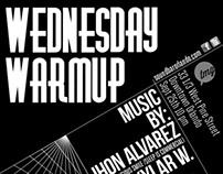 Wednesday Warmup Sept 25th