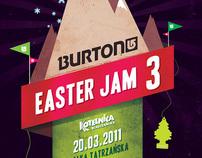 Burton Easter Jam