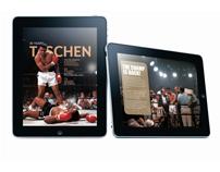 D&AD TASCHEN iPad Magazine
