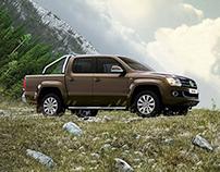 VW // Print Ads 2012 - 2013