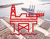 Sturrock Grindrod Maritime * Iconography