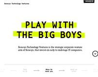Xenesys Technology Ventures - Webdesign