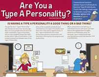 Are You a Type A Superstar Infographic