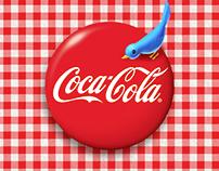 Coca-Cola // Coke'n Meal viral films & Website