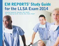 EM Reports' Study Guide Cover