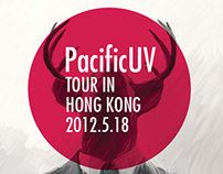 PACIFIC UV LIVE IN HONG KONG 2012