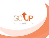 Go Up Board website