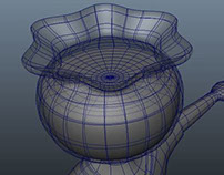 Fishbowl Boy - 3D version
