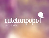 CuteTanpopo - Visual Identity
