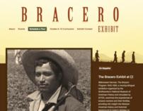 Bracero Exhibit Website