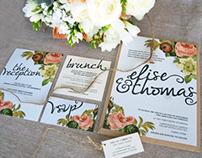 Wedding Suite Design