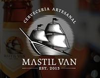 Mástil Van - Handcrafted Beer