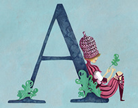 The Alphabet Series A B C