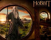 Hobbit Poster.