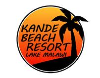Logo Design for Kande Beach Resort