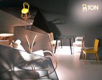 TON | exhibition booth 2011 | Vienna