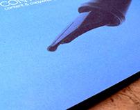 Brochure design for Context, Geneva
