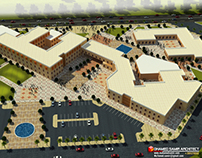 "Islamic service center ""Student project"""