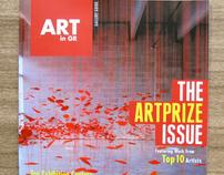Art in GR Magazine