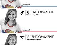 KU Endowment 'Thank You Cards'