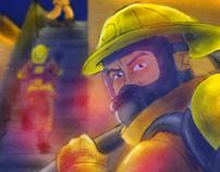 Heroes Among Us (2013) Storyboard