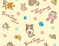 Taro&Tama