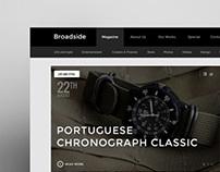 BroadSide Magazine