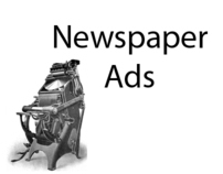 Newsprint Advertising - Retail