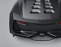 Lamborghini Burlero