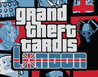 Grand Theft Tardis London